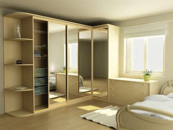 Нестандартная корпусная мебель для дома и офиса в Уфе фото 6