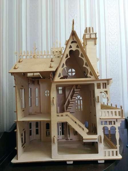 Кукольный домик в Чехове