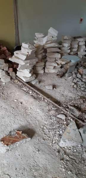 Строительный мусор - гипсолитовые и бетонные плиты в Волжский фото 3