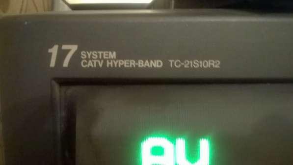 Продам телевизор панасоник ТС-21S10R2 кинескопом 17лет
