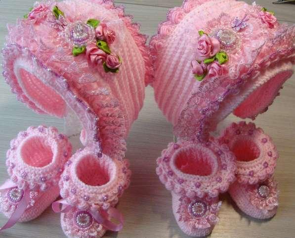 Нежный, Розовый комплект