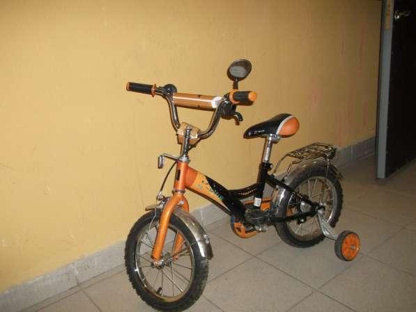 Продам новый детский велосипед. торг