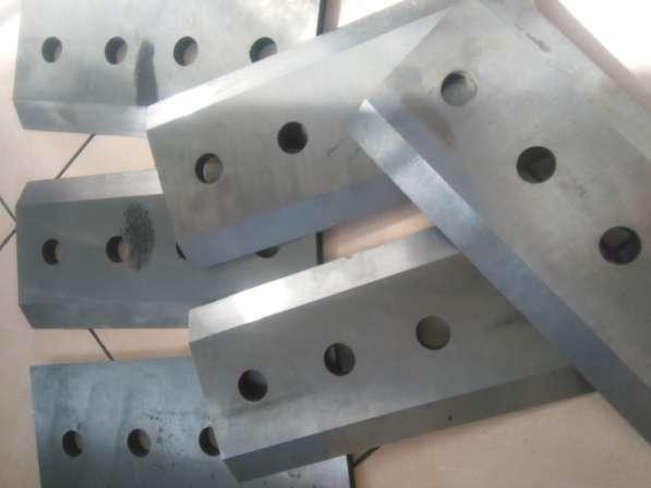 Продам Ножи для дробилок и измельчителей