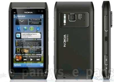 сотовый телефон Nokia N8
