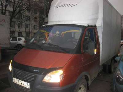 грузовой автомобиль ГАЗ 2704В3