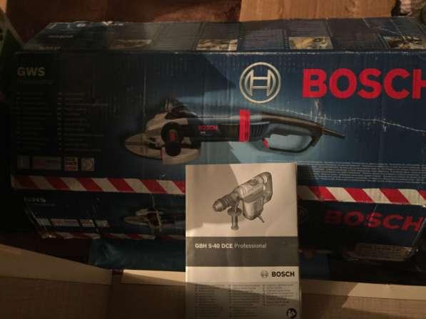 Болгарка Bosch GWS 24-230 LVI Professional
