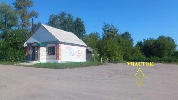 Участок под АВТОСЕРВИС в с. Долгоруково Липецкой области