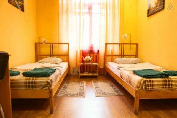Аренда комнаты (размещение 4 человека)