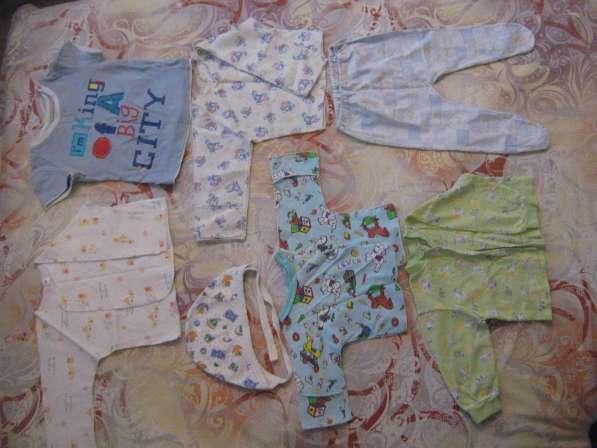 Набор вещей для малыша