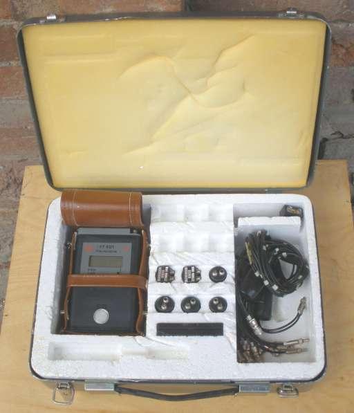 Толщиномер ультразвуковой УТ-93П