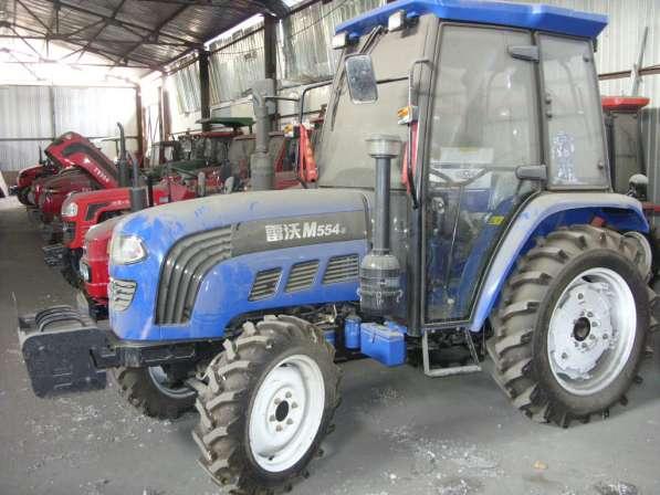 Трактор Foton модель 554 новый изг.Китай. На стоянке предпри