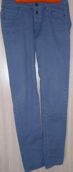 Брюки синие, р-44(М)