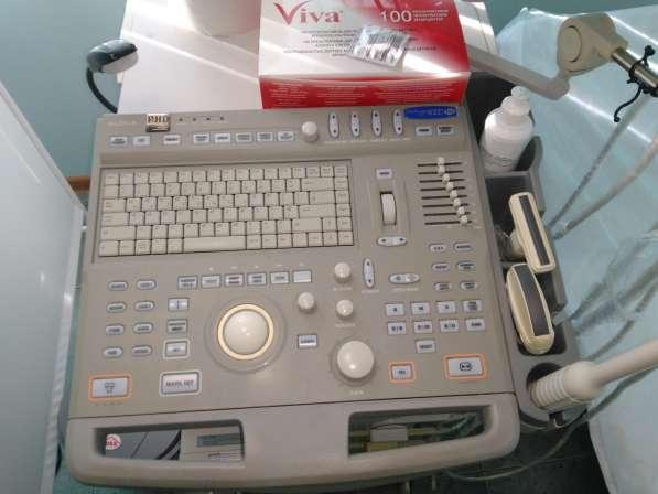 УЗИ аппарат aloka 4000 ssd с 4-мя латчиками продам в Сочи