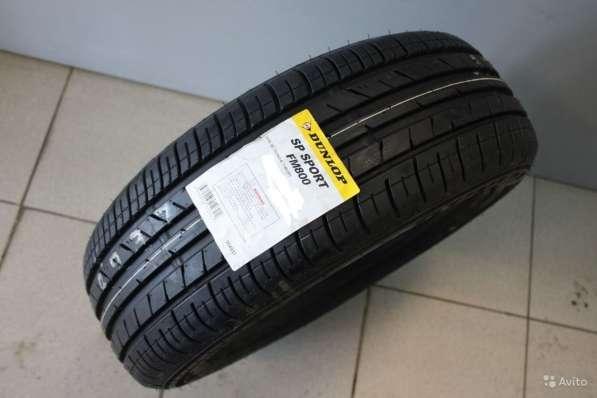 Новые Dunlop 185 60 R15 SP Sport FM800