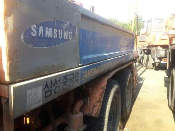 Автобетононасос SAMSUNG Поршневой, шиберный 32м в Краснодаре фото 11