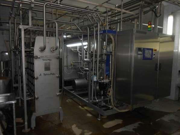 Стерилизационная установка Tetra Pak, производительность 400
