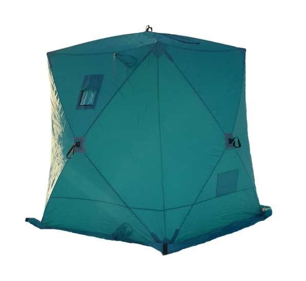 """Летняя палатка """"Куб"""" (подходит под баню)"""
