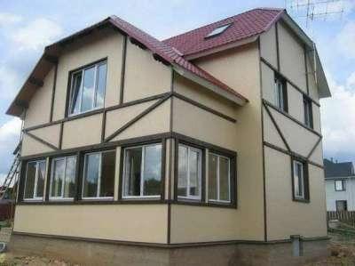 Фасадные теплосберегающие панели « Полиа