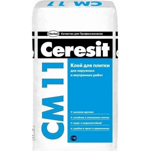 Плиточный клей Ceresit СМ 11 Plus, 25 кг