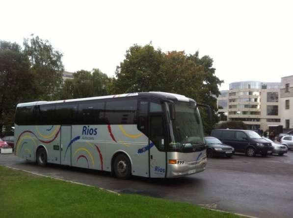 Перевозка пассажиров туристическими автобусами и микроавтобу