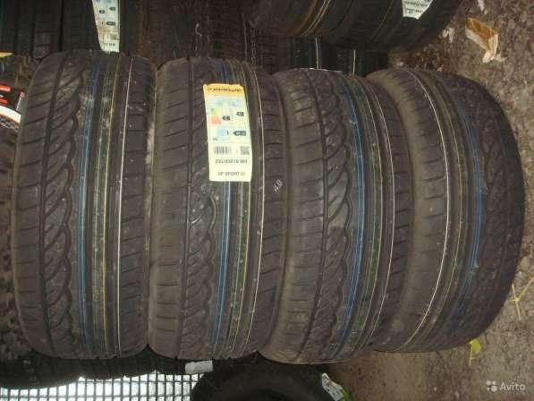 Новые 275/40ZR19 Sport 01 MO XL шины dunlop