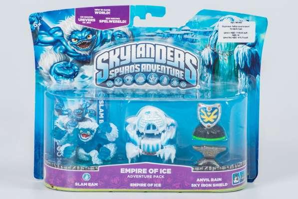 Skylanders (Скайлендеры). Empire of Ice