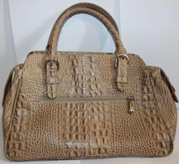 Новая сумка из кожи в Москве фото 4