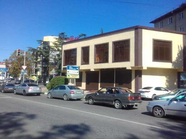 Двухэтажное здание в центре Туапсе в аренду