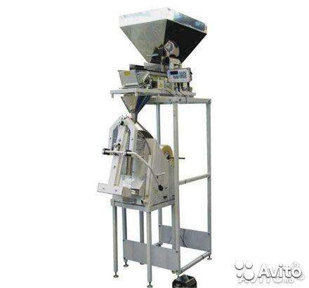 Фасовочный полуавтомат для сыпучих продуктов