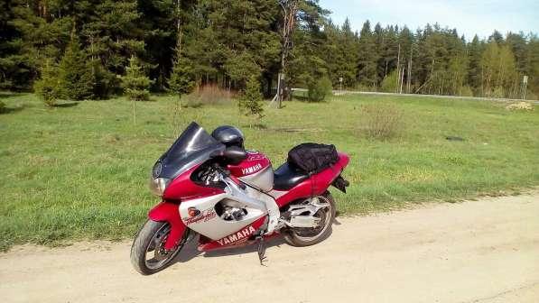 Мотоцикл Yamaha YZF 1000 R Thunderace
