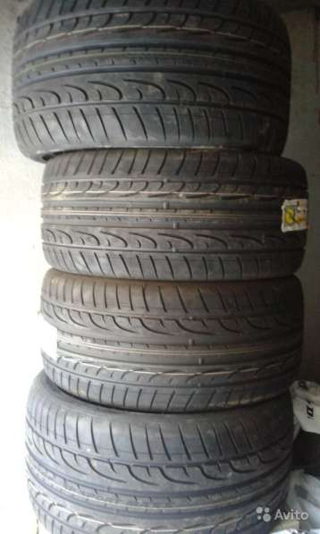 Новые немецкие Dunlop 255/35R19 Sport Maxx 96