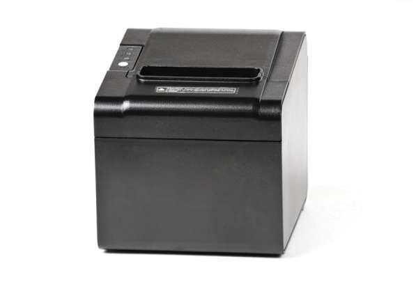 Чековый принтер АТОЛ RP-326-USE черный Rev.4