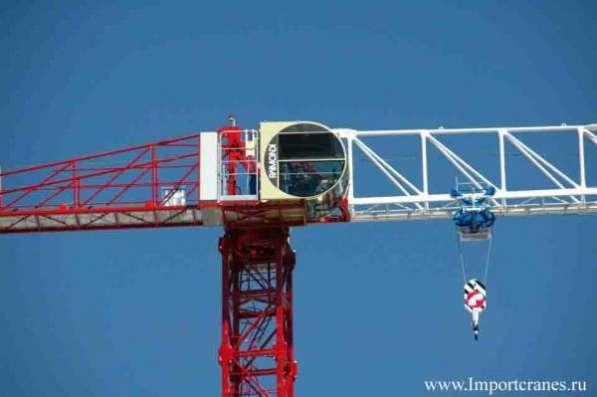 Raimondi MRT 152 башенный кран (Новый от дилера)