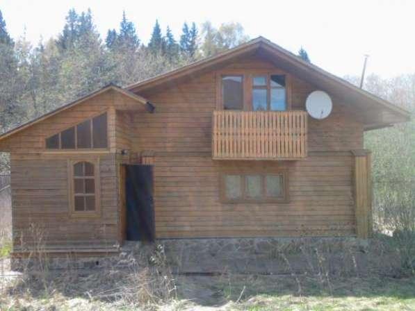 Меняю участок 21 сотка с домом в Подмосковье 50 км на дом, квартиру в Минске и области