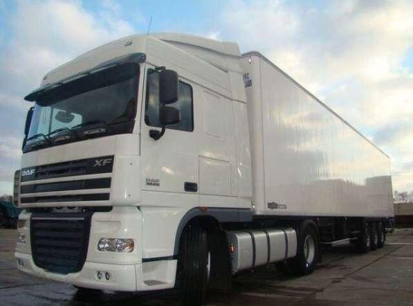 Автомобильные грузоперевозки по России от 100 кг. до 20 тон