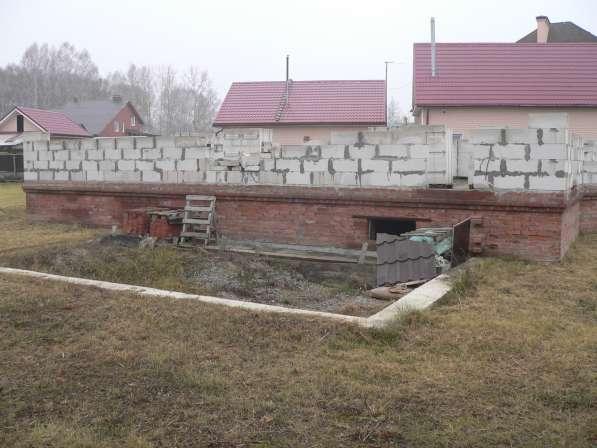 Земельный участок с недос.коттедж,газ.вода,эл в Бердске фото 10