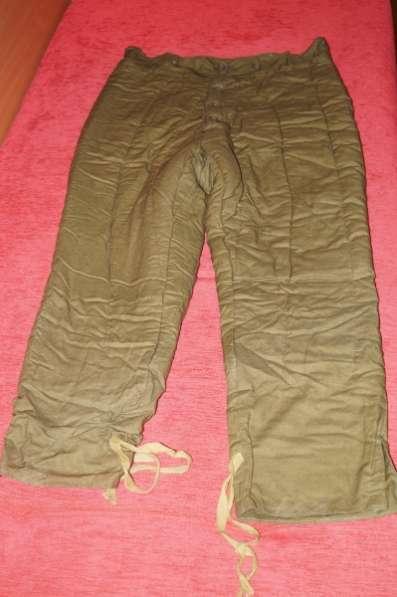 Подкладочные штаны от зимнего камуфляжа