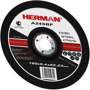 Абразивный отрезной круг HERMAN STANDART