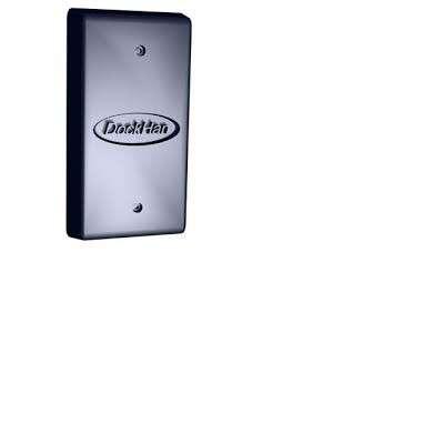 Бампер резиновый 450х250х100мм DoorHan
