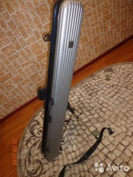 Серый тубус с подставкой в Нижнем Новгороде фото 6