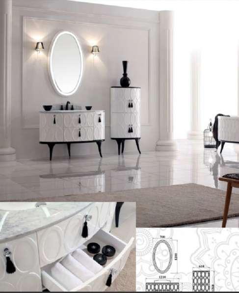 Предлагаем итальянскую мебель для ванных комнат