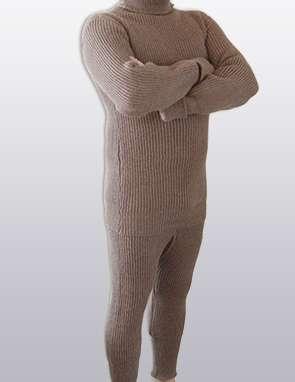 Водолазный костюм из верблюжей шерсти р 50-52