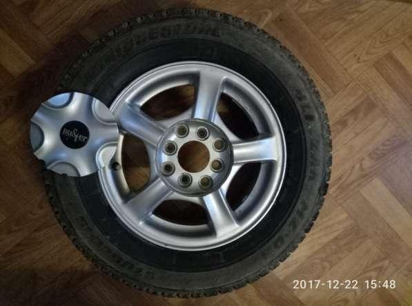 Колеса Bridgestone blizzak mz-03 175/79 R13 82Q в Екатеринбурге фото 5
