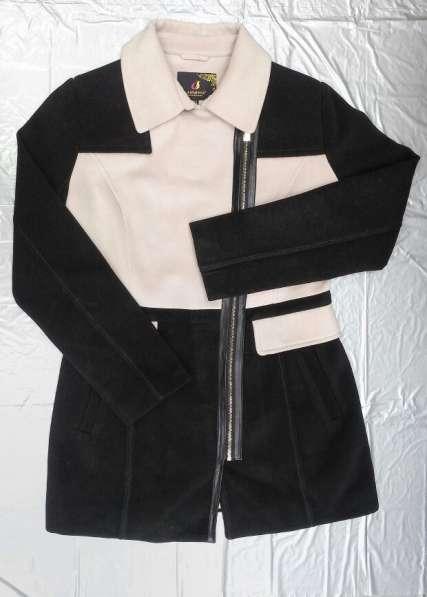 Новое женское пальто из кашемира разм 50 в Энгельсе