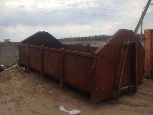 Контейнер мусорный под мультилифт 16 м3
