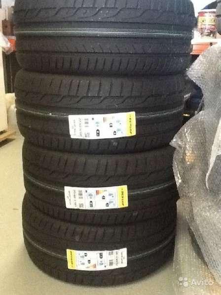 Новые 245/40 и 275/35 Dunlop RT