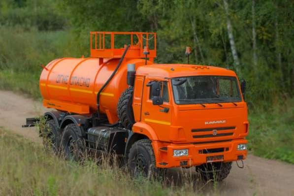 АКН-10 Камаз 43118 в Перми фото 3