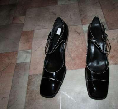 Туфли стильные р.38,5 (25,5см))