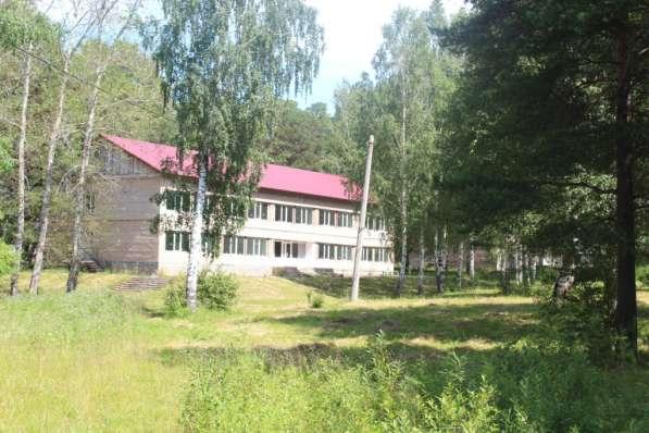 Продается база отдыха с собственным озером