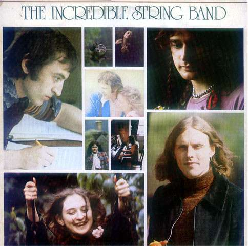 The Incredible String Band ‎– Earthspan